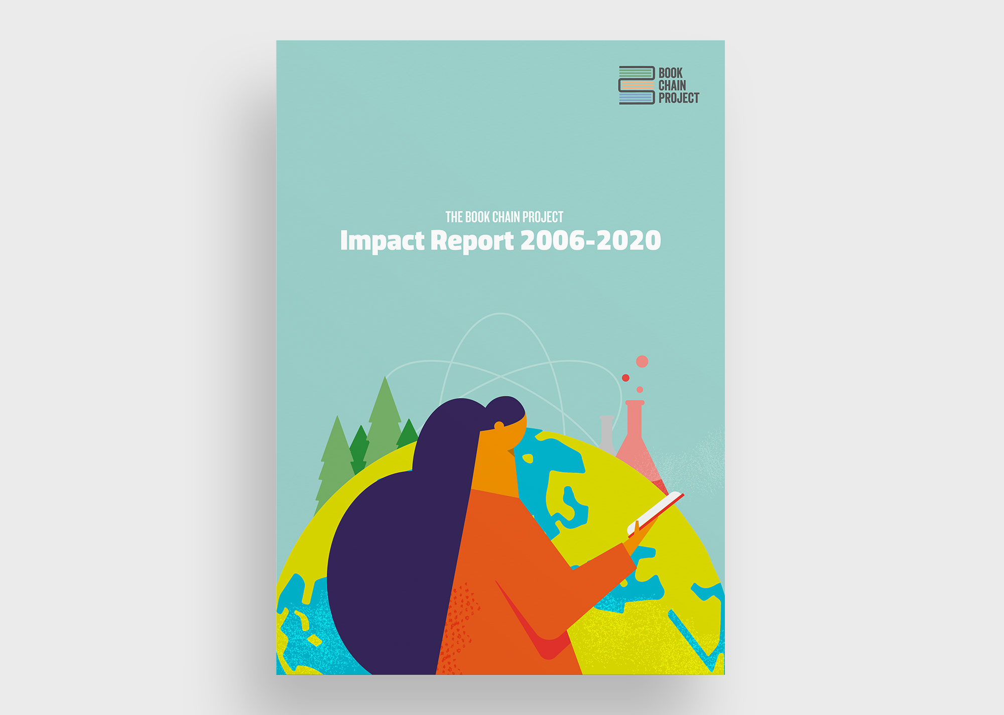 Book Chain Impact Report 2020 cover